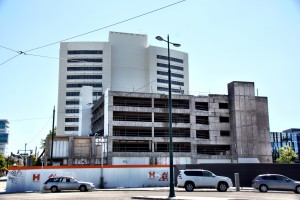 Multi-story car park